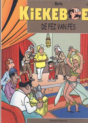 Kiekeboe 39 - De Fez van Fes