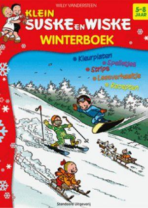Klein Suske en Wiske Winterboek 2008