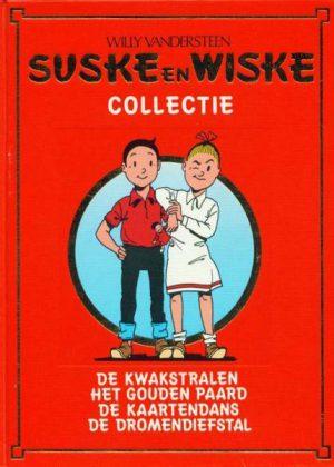 Suske en Wiske Collectie 9 - De kwakstralen (HC)