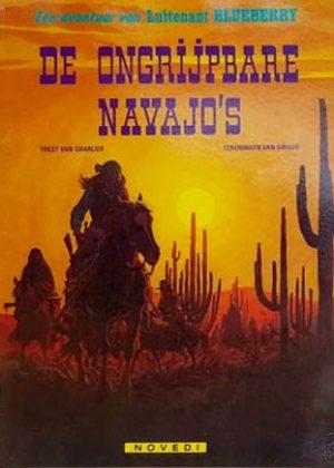 Luitenant Blueberry - De ongrijpbare Navajo's