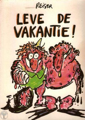 Reiser - Leve de vakantie! (1e druk 1980)