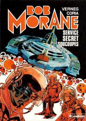 Bob Morane - Schotel Secret Service