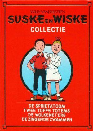 Suske en Wiske Collectie 11 - De sprietatoom (HC)