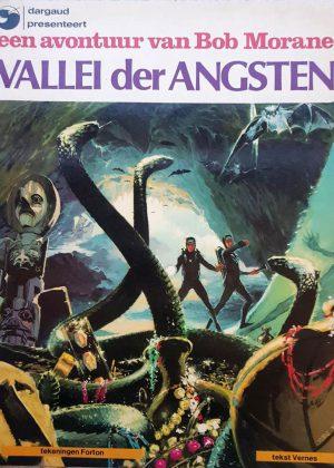 Bob Morane - Vallei der Angsten