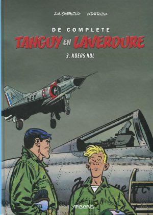 De complete Tanguy en Laverdure 3. Koers nul