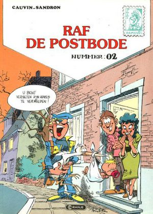 Raf de Postbode - Nummer 2