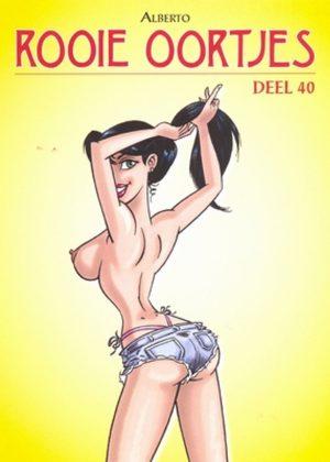 Rooie Oortjes Deel 40 (Alberto)