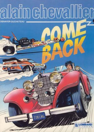 Alain Chevallier 9 - Come back