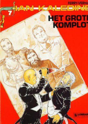 Ian Kaledine 7 - Het grote komplot