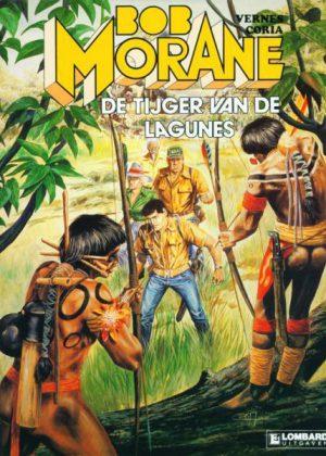Bob Morane - De tijger van de lagunes