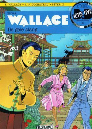 Edgar Wallace - De gele slang