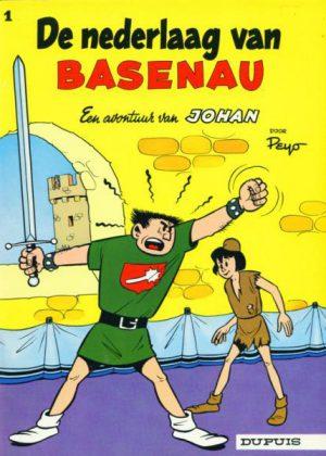 Johan en Pirrewiet - De nederlaag van Basenau (1e druk 1954)