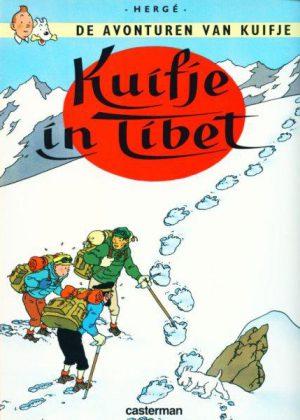 De avonturen van Kuifje - Kuifje in Tibet