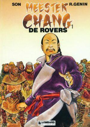Meester Chang - De rovers