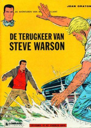 Michel Vaillant 9 - De terugkeer van Steve Warson