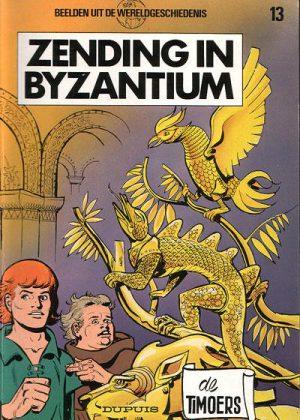 De Timoers 13 - Zending in Byzantium