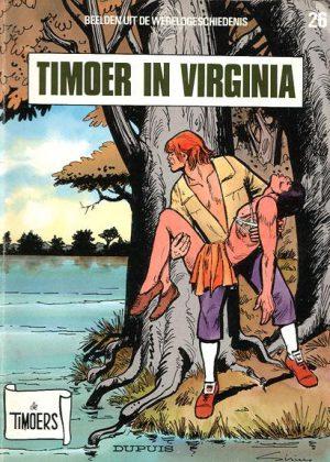 De Timoers 26 - Timoer in Virginia