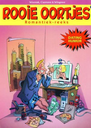 Rooie Oortjes Romantiek-reeks - Deel 2