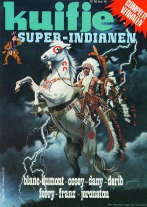 Super Kuifje - Super-Indianen