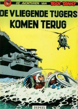 Buck Danny - De vliegende tijgers komen terug
