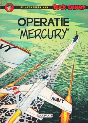 """Buck Danny - Operatie """"Mercury"""""""