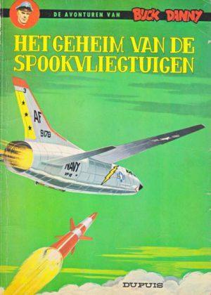 Buck Danny - Het geheim van de spookvliegtuigen