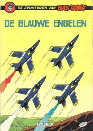 Buck Danny - De Blauwe Engelen
