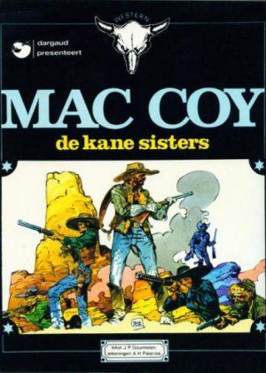 Mac Coy - De kane sisters (Tweedehands)