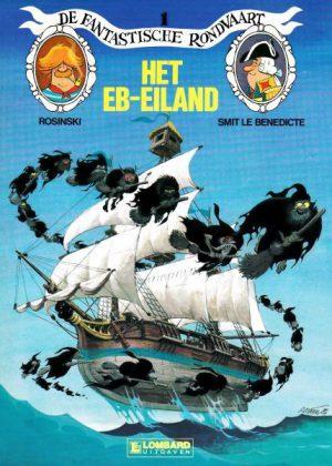 De fantastische rondvaart - Het eb-eiland