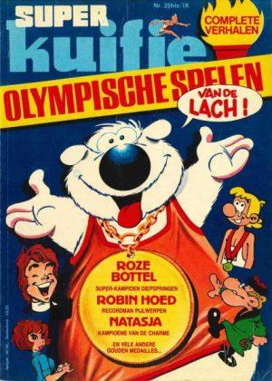 Super Kuifje - Olympische spelen