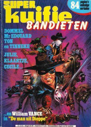 Super Kuifje - Bandieten