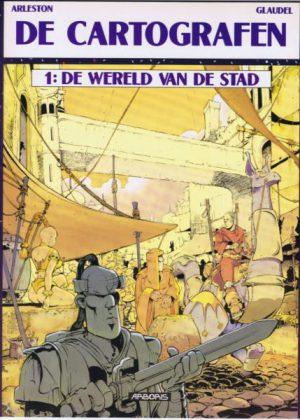 De Cartografen - De wereld van de stad (1e druk 1993)