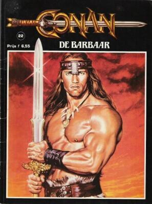 Conan 22 - Conan de barbaar