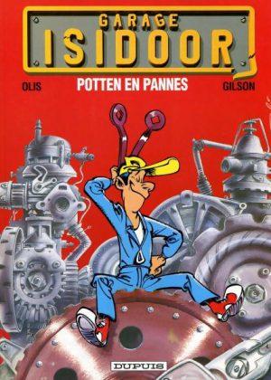 Garage Isidoor 1 - Potten en pannes