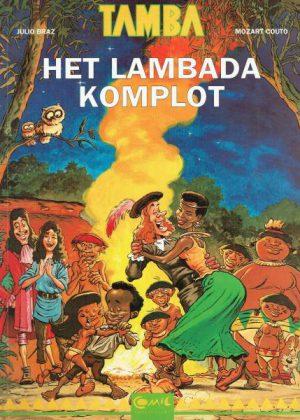 Tamba 3 - Het Lambada komplot