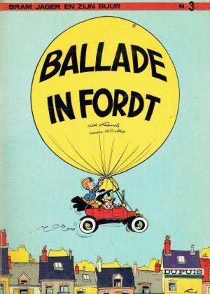 Bram Jager en zijn buur 3 - Ballade in Ford T