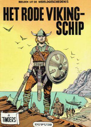 De Timoers 14 - Het rode vikingschip