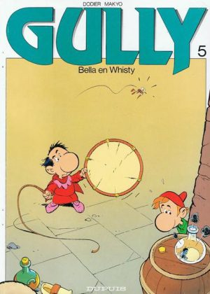 Gully 5 - Bella en Whisty