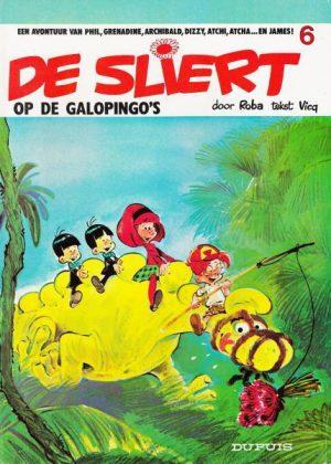 De Sliert 6 - Op de Galopingo's