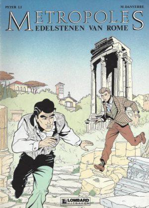 Metropoles - Edelstenen van Rome