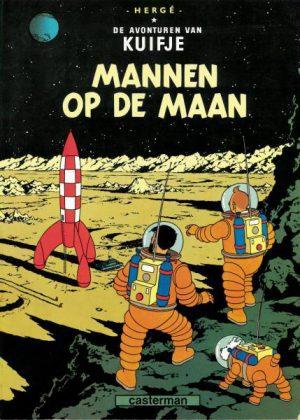 Kuifje - Mannen op de maan