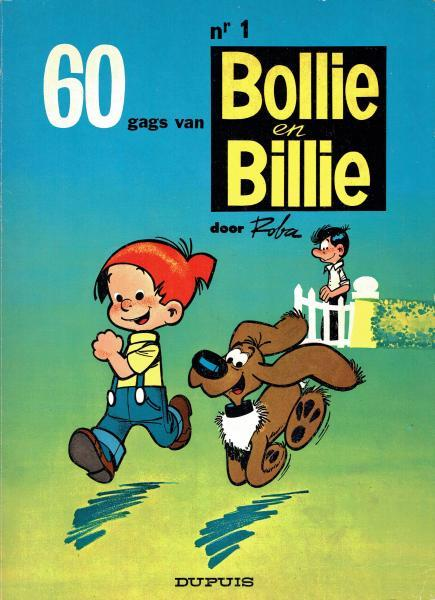 Bollie en Billie nr 1 - 60 gags van Bollie en Billie