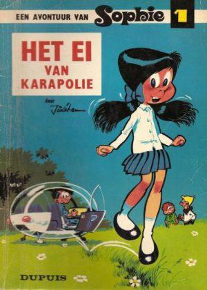 Sophie - Het ei van Karapolie