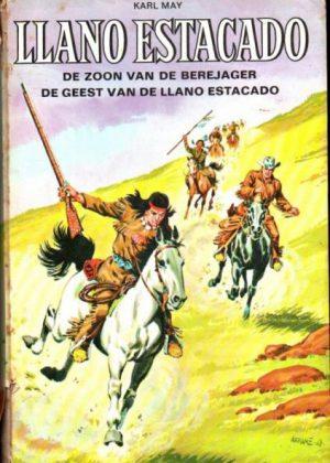 LLano Estacado 5 - De zoon van de berejager / de geest van LLano Estacado