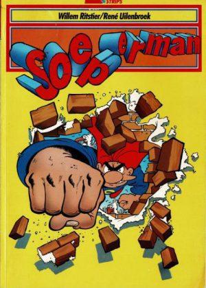 Soeperman 01 - Sterstrips (1e druk 1988)