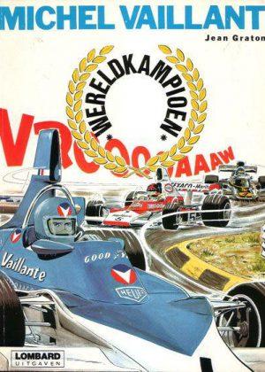 Michel Vaillant 26 - Wereldkampioen