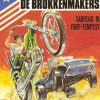 De Brokkenmakers 2 - Sabotage in Fort-Tempest