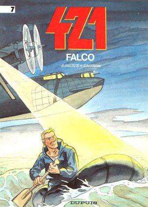 Agent 421 - Falco