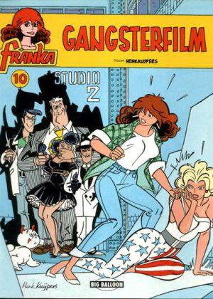 Franka 10 - Gangsterfilm (Tweedehands)
