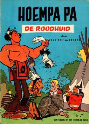 Hoempa pa - De roodhuid